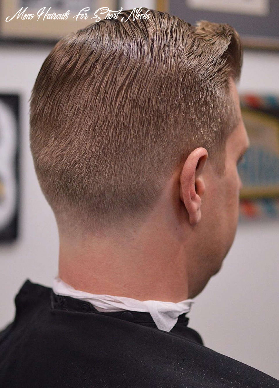 12 tapered neckline haircuts for the new year mens haircuts for short necks