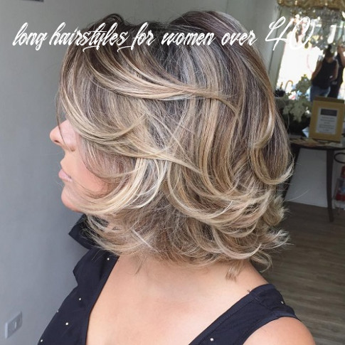12 unbeatable haircuts for women over 12 to take on board in 12 long hairstyles for women over 40