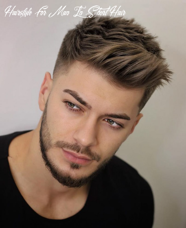12 unique short hairstyles for men styling tips hairstyle for man in short hair
