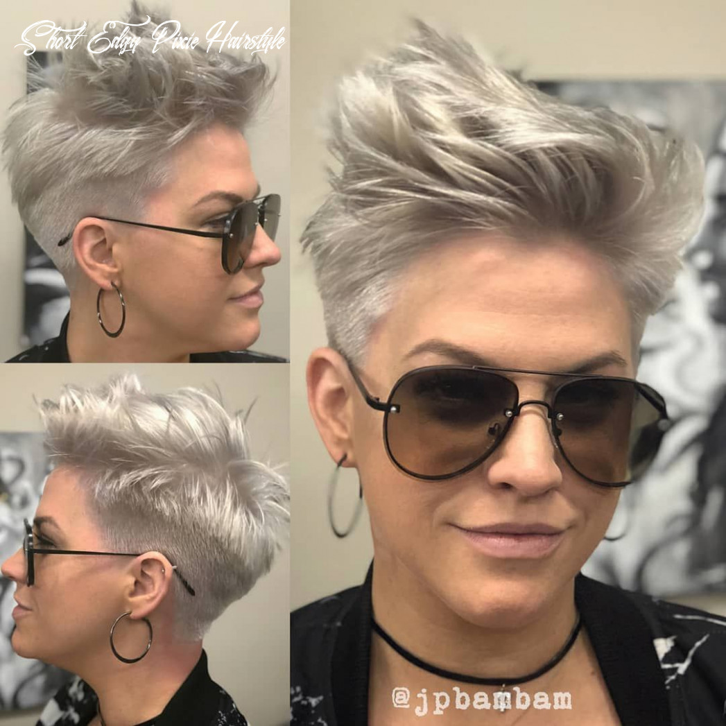 8 daring pixie haircuts for women, short hairstyle and color 8