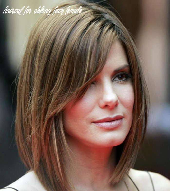 8 flattering hairstyles for long faces haircut for oblong face female