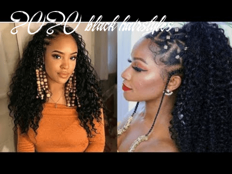 8 hairstyles for black women | protective hairstyle, diy