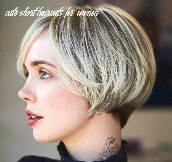8 latest pixie and bob short haircuts for women 8 | short hair