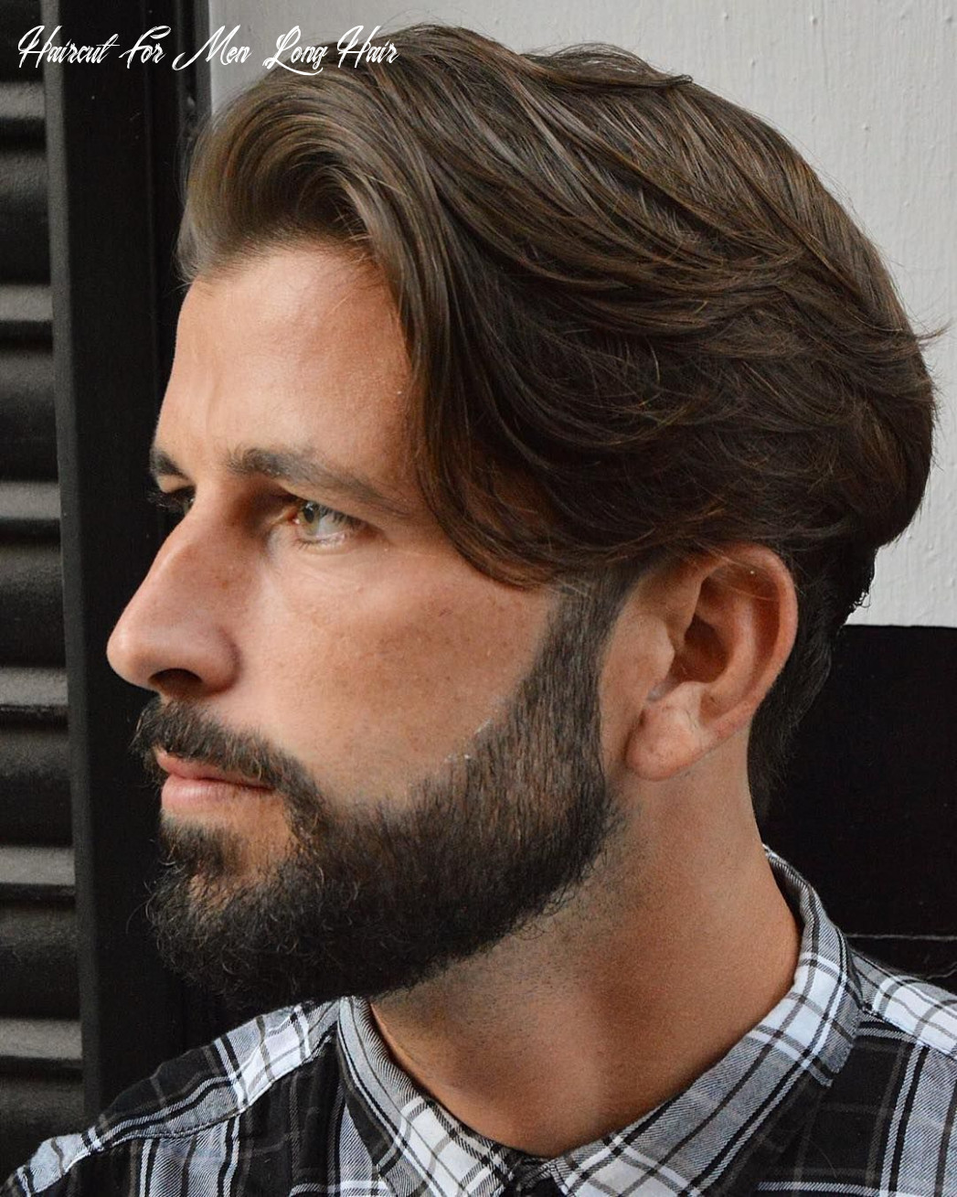 8 long hairstyles for men 8 update cool new styles   long