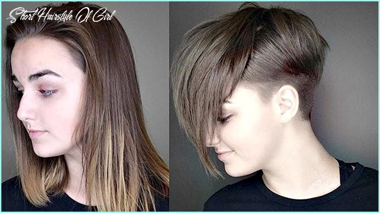 8 pixie haircut for women ♥️ best short haircut for 8 short hairstyle of girl