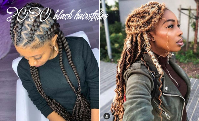 8 popular hairstyles for black women to try in 8 | stayglam 2020 black hairstyles