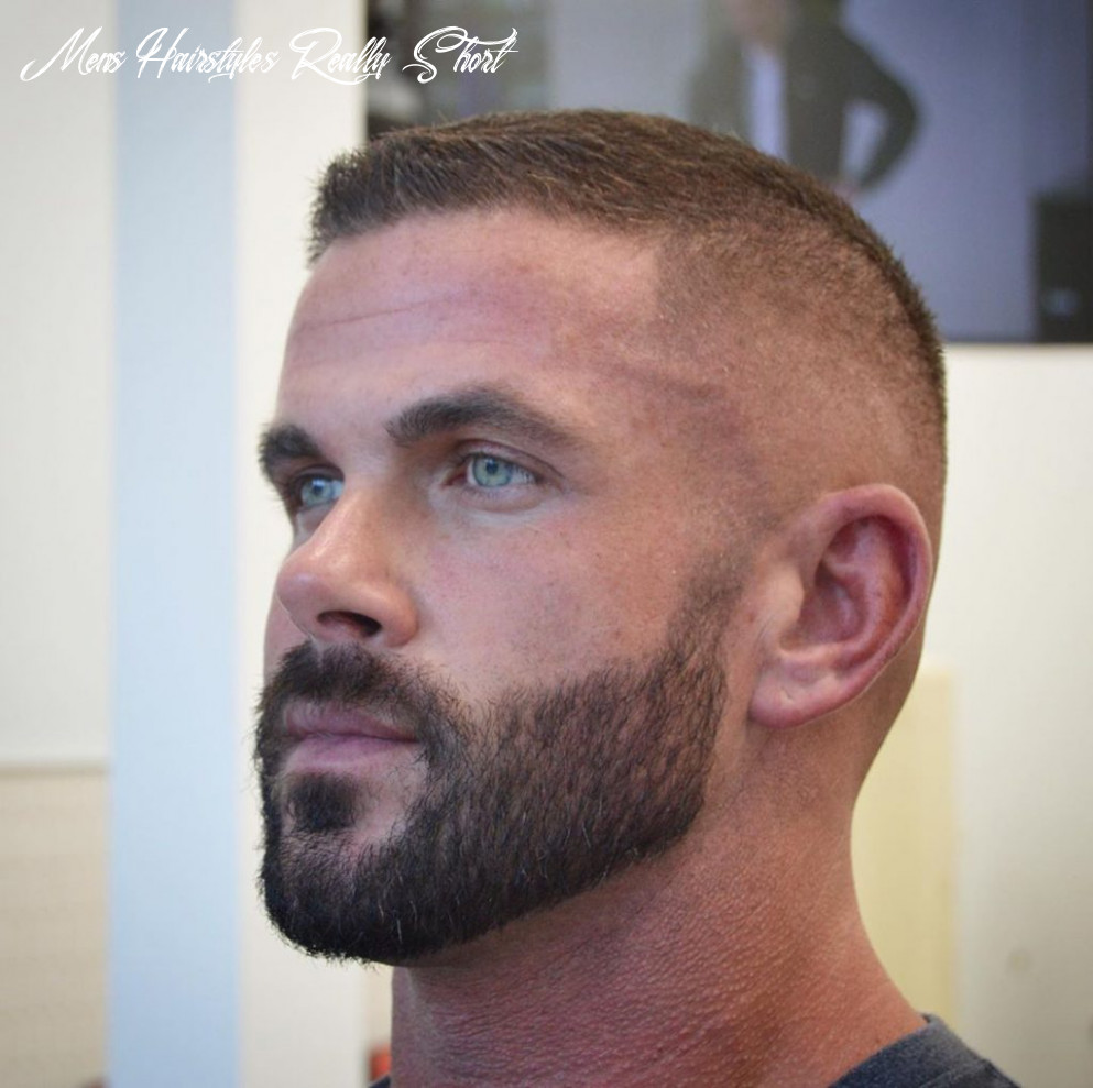 8 short haircuts for men > popular styles for july 8 mens hairstyles really short