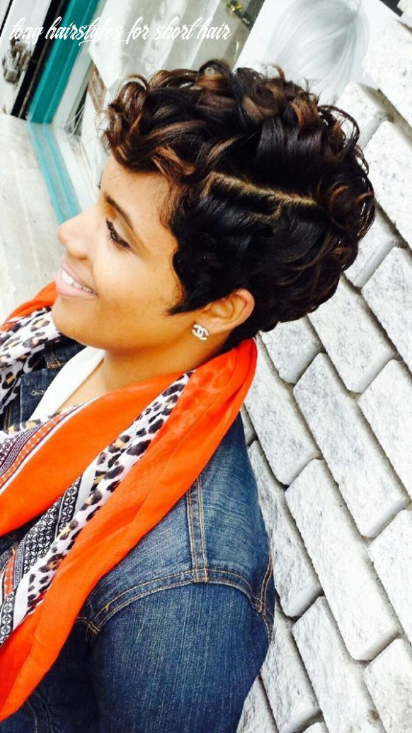 8 short hairstyles that black women can wear all year long tong hairstyles for short hair