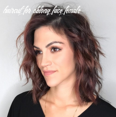 8 super chic hairstyles for long faces to break up the length haircut for oblong face female
