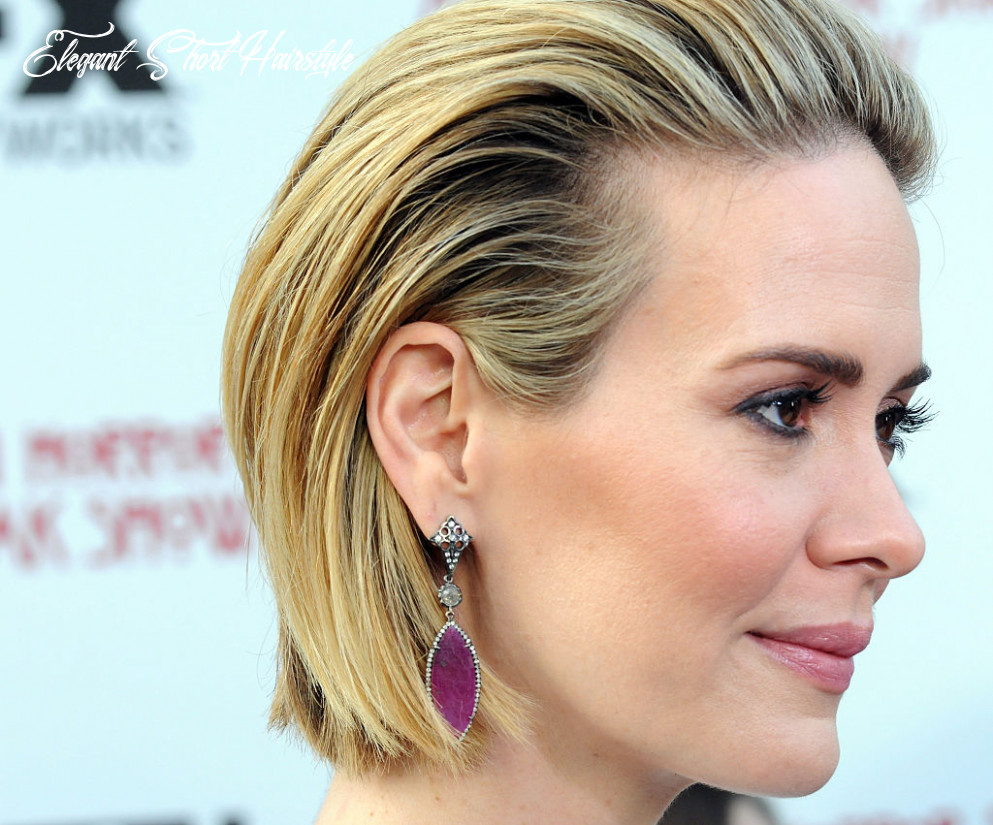 8 tapered short hairstyles to look bold and elegant | hairdo
