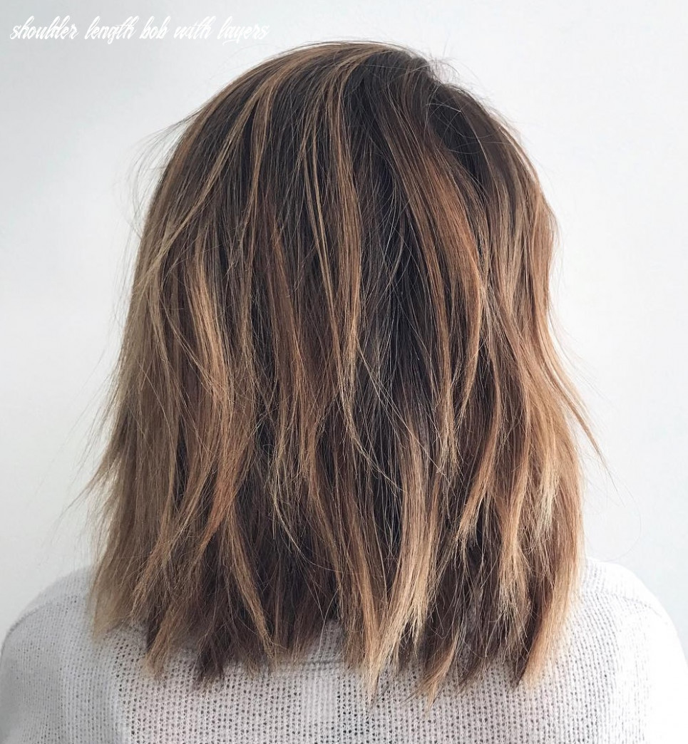 9 best medium length layered haircuts in 9 hair adviser shoulder length bob with layers