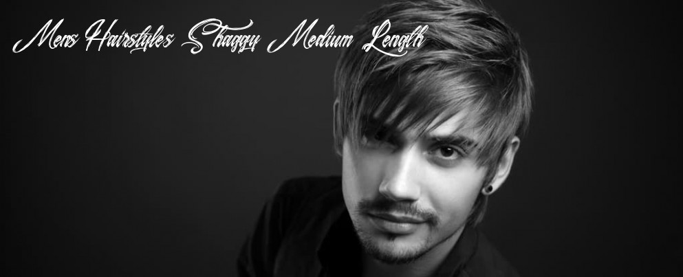 9 best shag haircuts for men in 9 next luxury mens hairstyles shaggy medium length