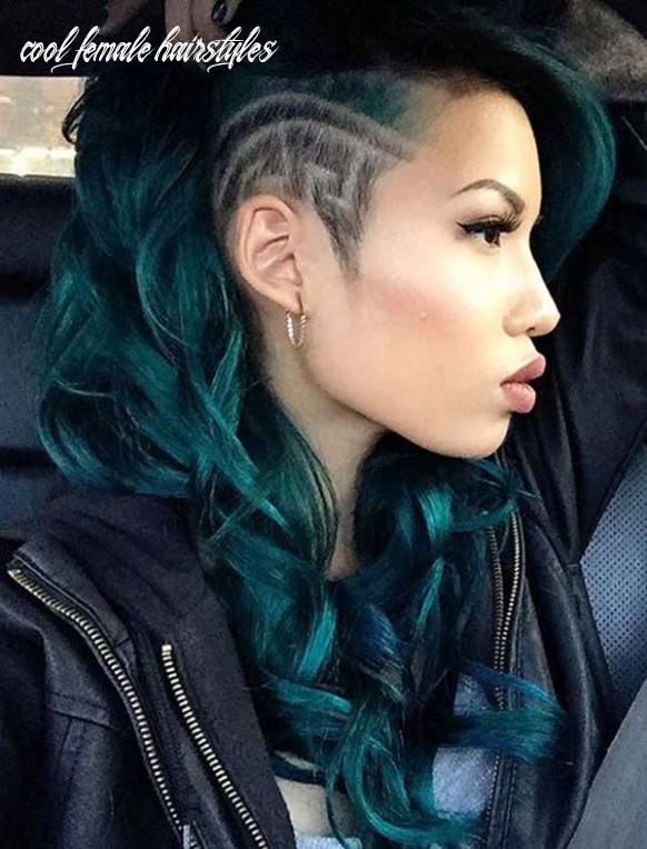 9 cool and fashionable hairstyles for women cool female hairstyles