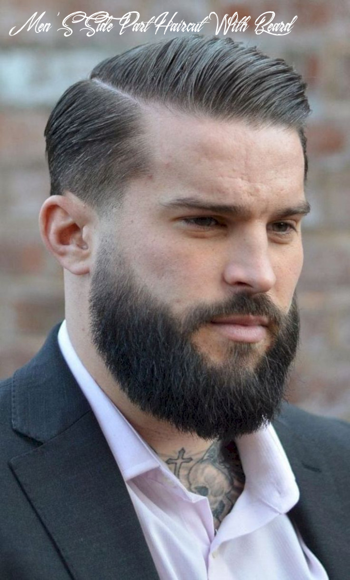 9 cool thin side part hairstyles ideas for men that you must try