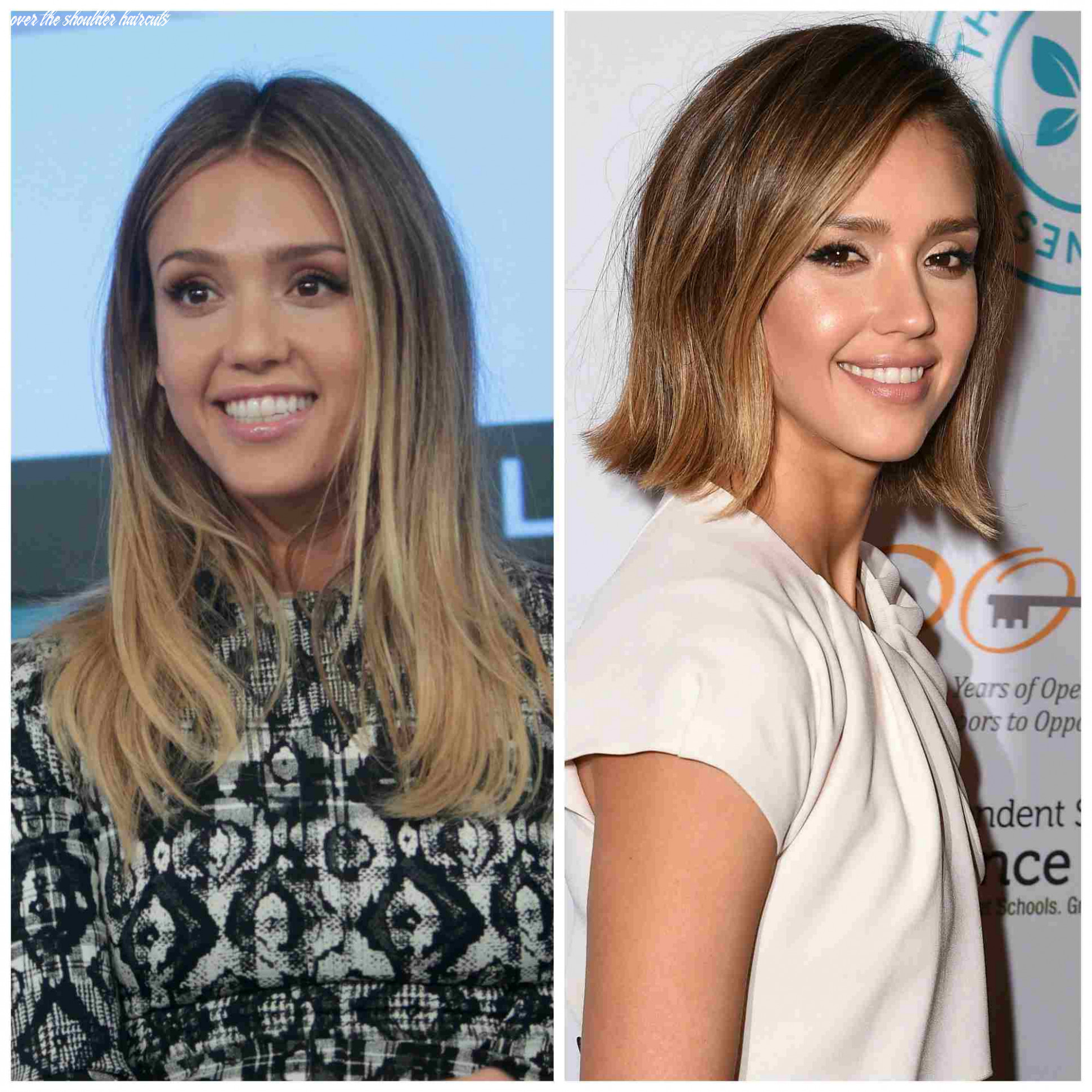 9 medium length hairdos perfect for thick or thin hair over the shoulder haircuts