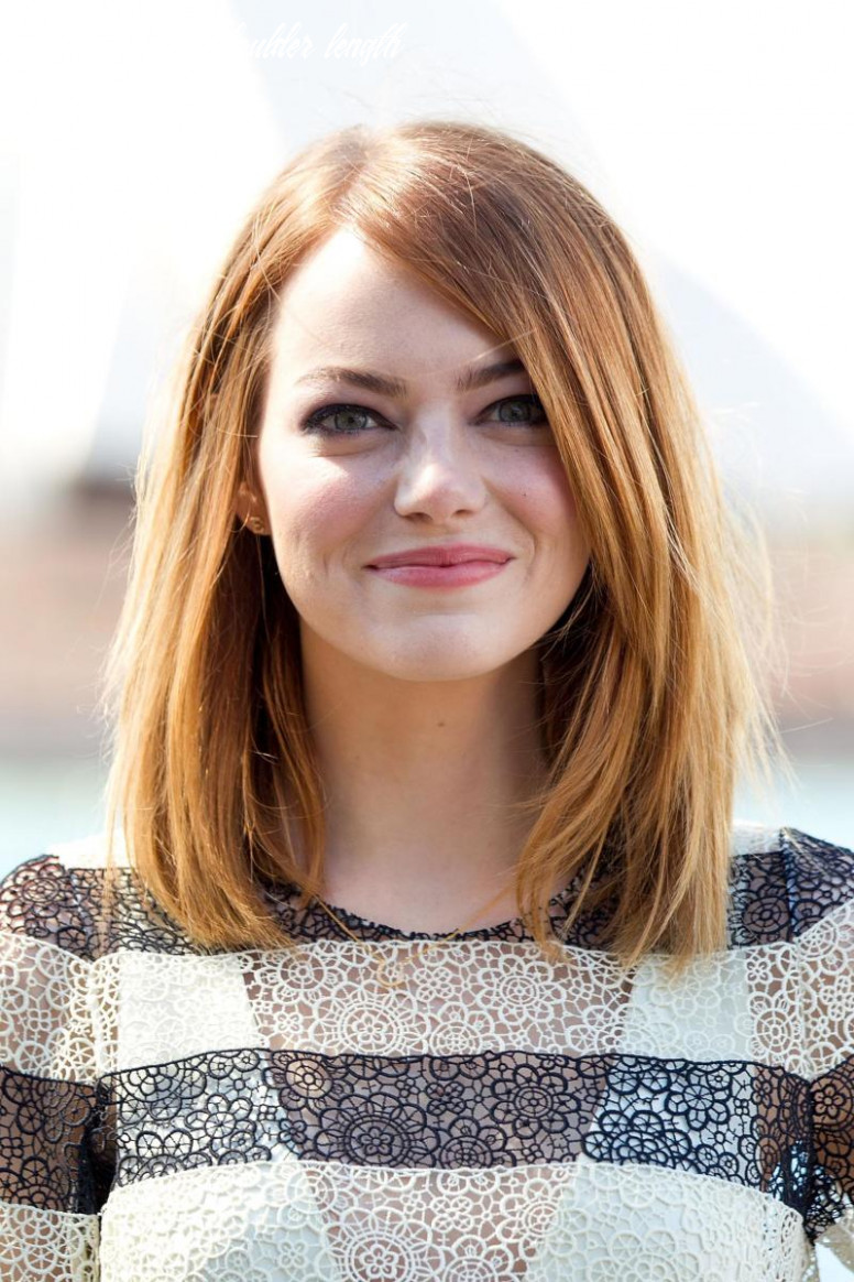 9 of the best hairstyles for medium length straight hair the