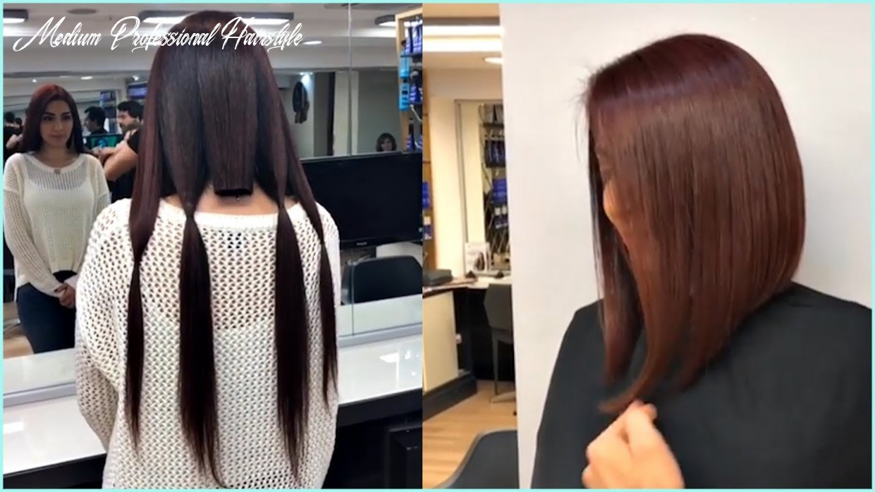 9 professional haircuts for women ? amazing short and medium haircuts medium professional hairstyle