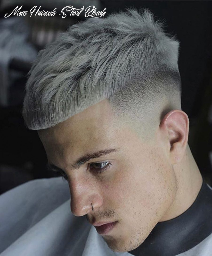 9 short haircuts for men top9 most wanted men hairstyle 9 mens haircuts short blonde