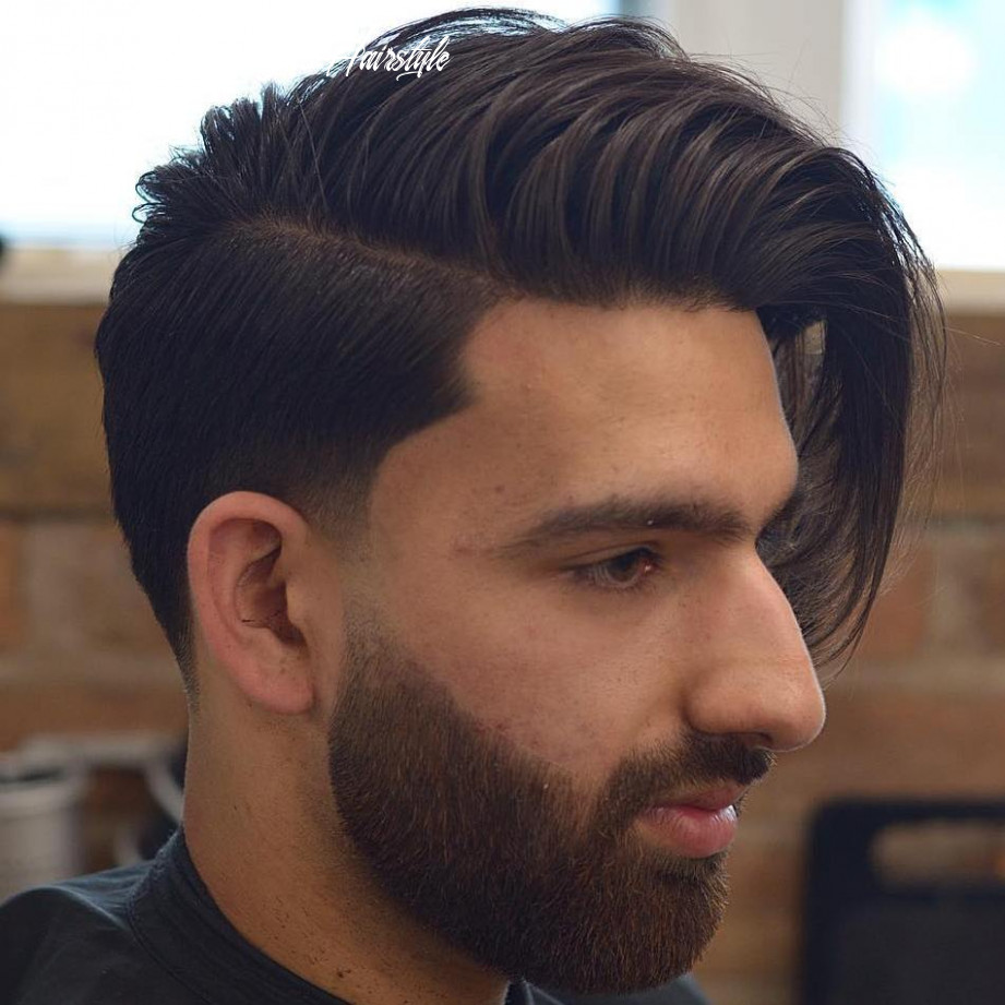 9 statement hairstyles for men with thick hair man short side hairstyle