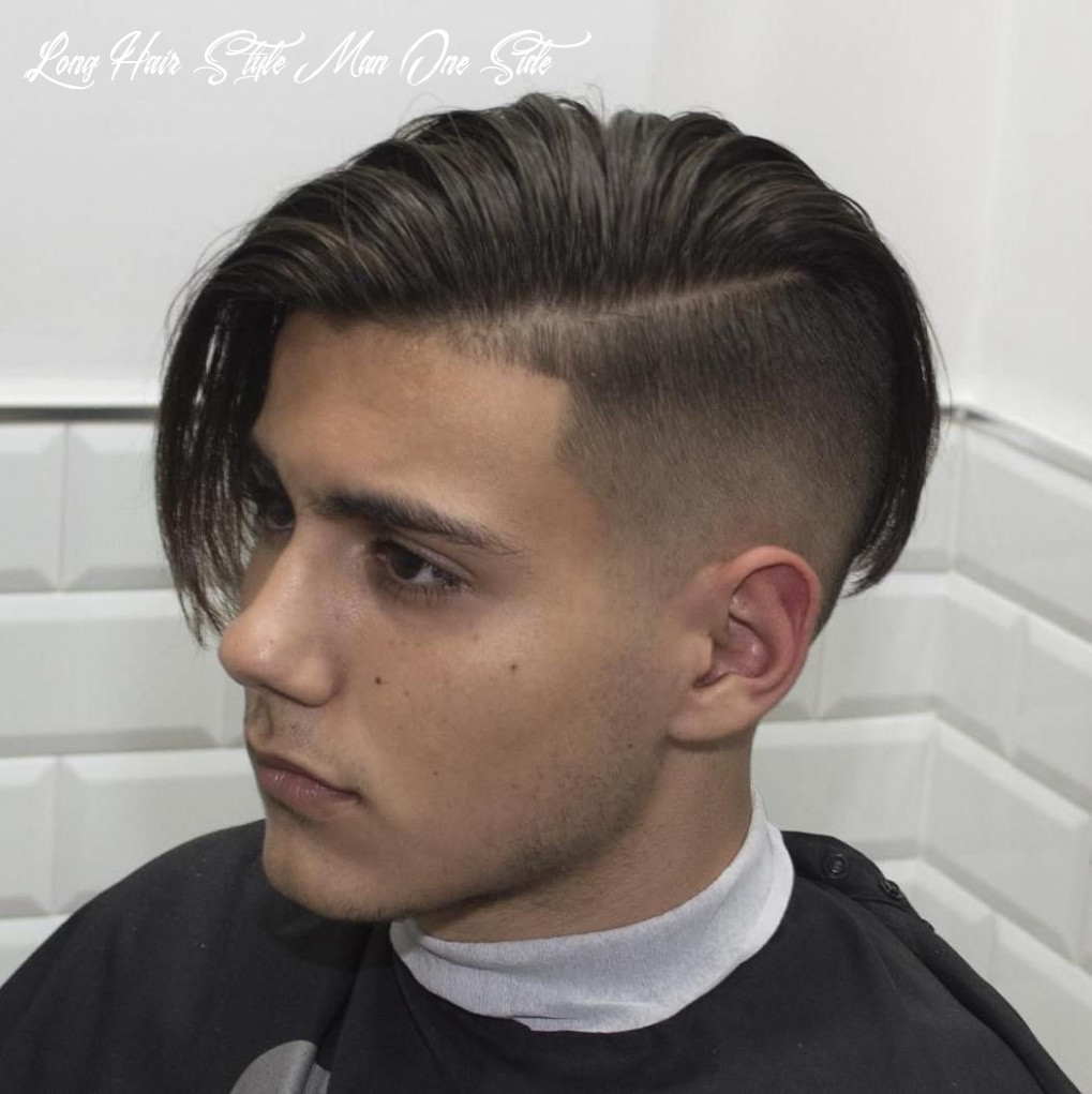 9 superior hairstyles and haircuts for teenage guys | side part