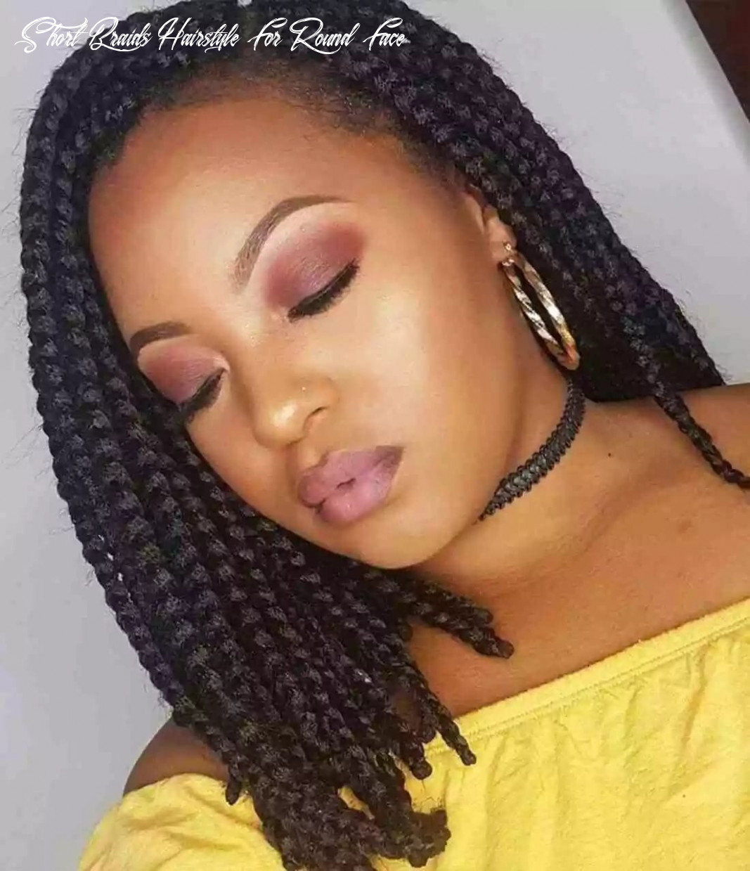African hairstyles for round faces for ladies ▷ tuko co