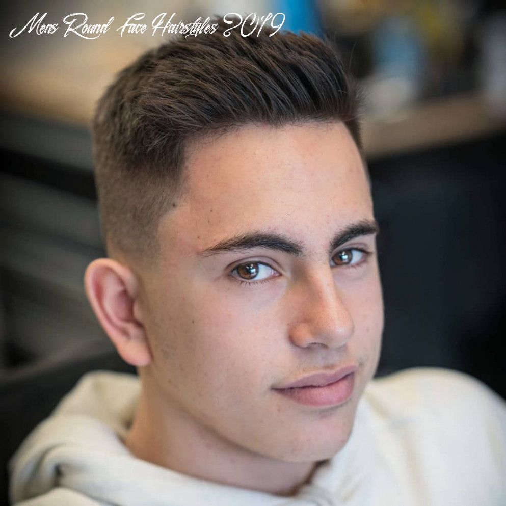 Best mens haircuts for round faces 10 haircut today mens round face hairstyles 2019