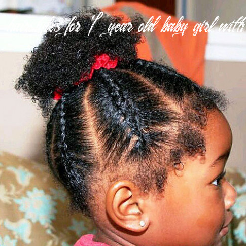 Black girls hairstyles and haircuts – 12 cool ideas for black coils hairstyles for 1 year old baby girl with short hair