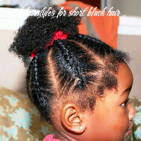Black girls hairstyles and haircuts – 8 cool ideas for black coils quick hairstyles for short black hair