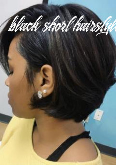 Black hairstyles and haircuts ideas for 12 black short hairstyles 2020