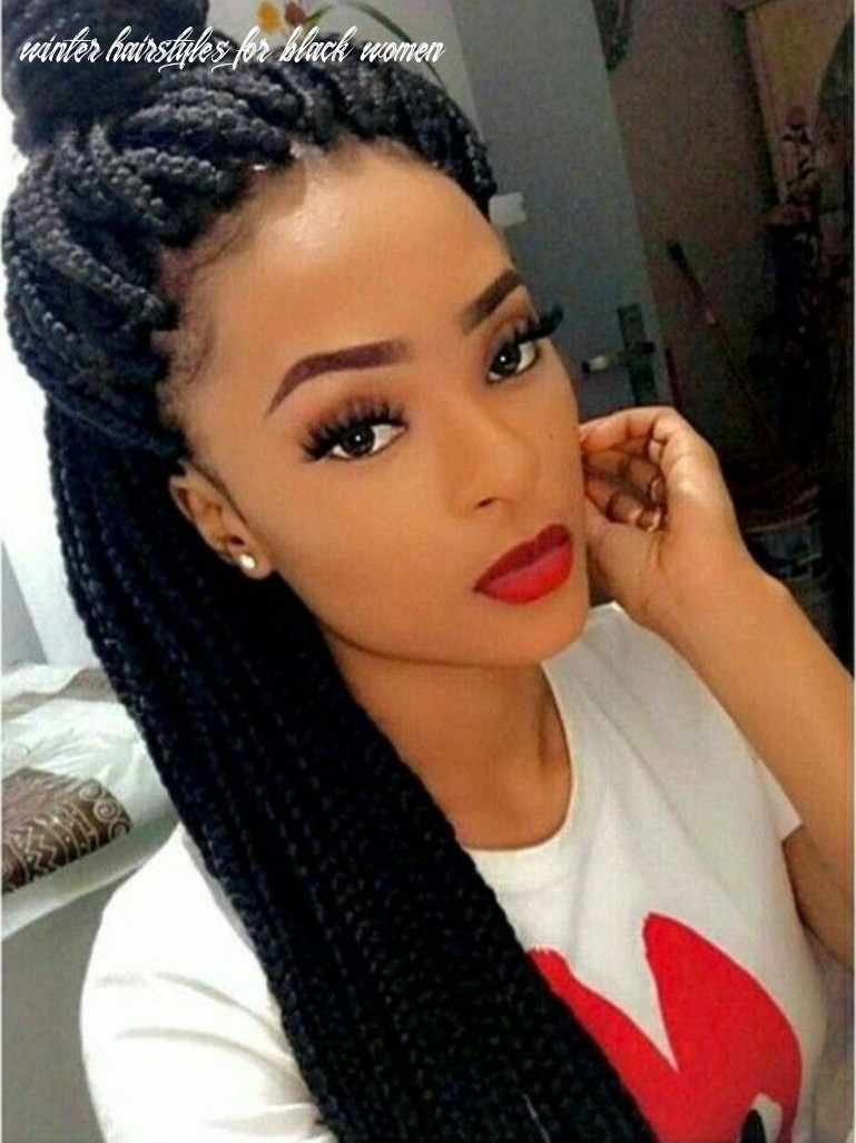 Braids #boxbraids protective hairstyle (with images) | box braids