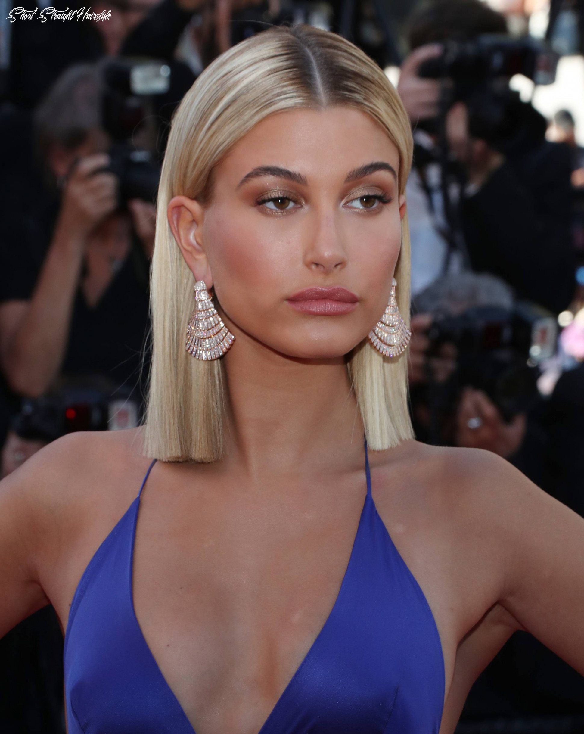 Celebrity short straight hairstyles that will make you want sleek hair short straight hairstyle