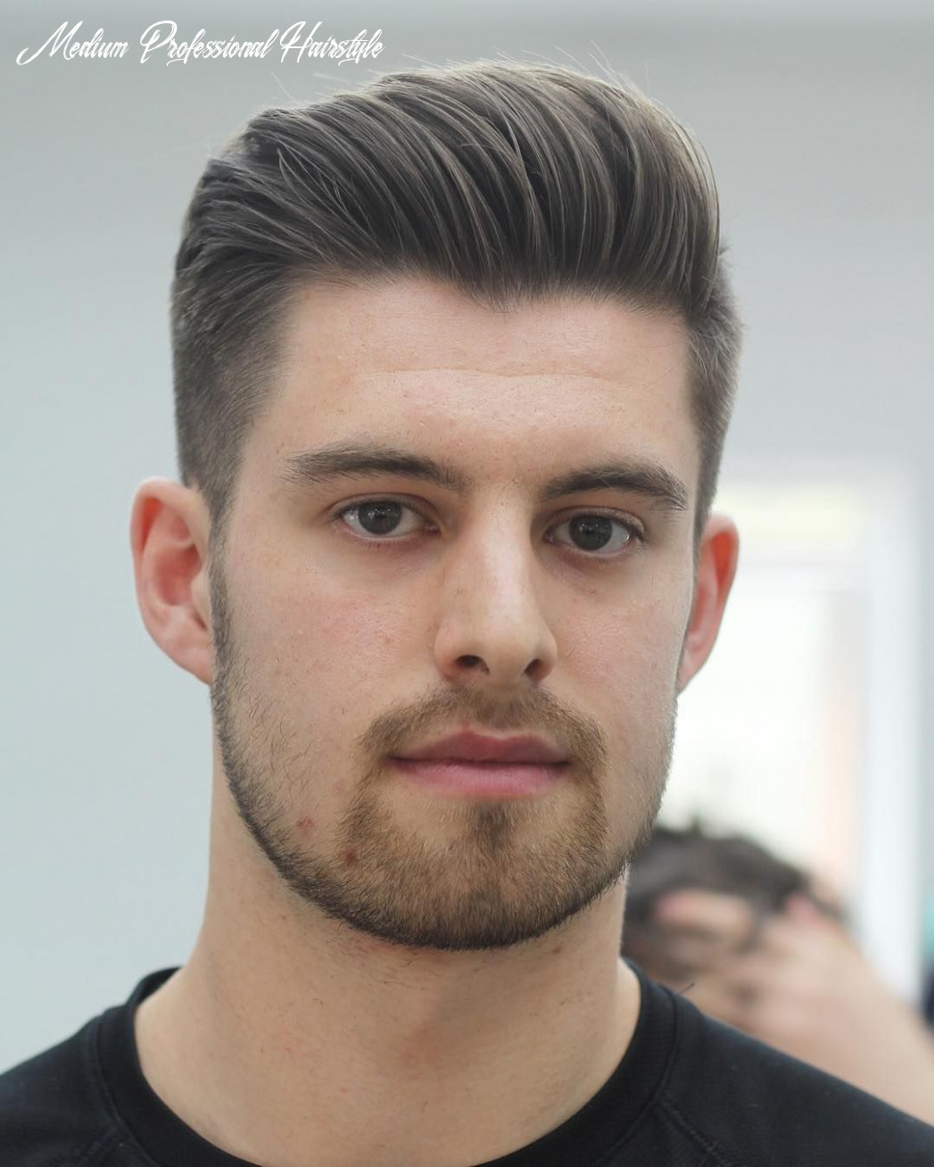 Cool 9 classic professional hairstyles for men do your best