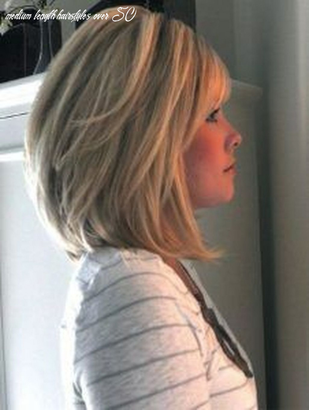 Cool shoulder length hairstyles for women over 12 12 (with images