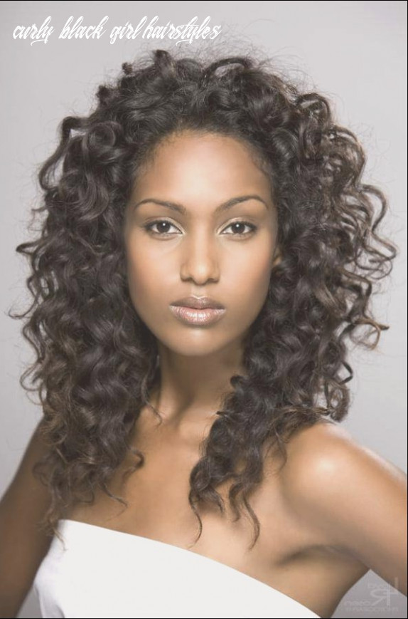 Curly hair styles for black women   black hair cuts curly black girl hairstyles