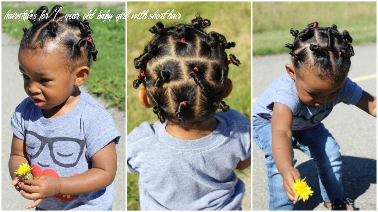 Cute hairstyle for kids with short hair   throwback of sekora hairstyles for 1 year old baby girl with short hair