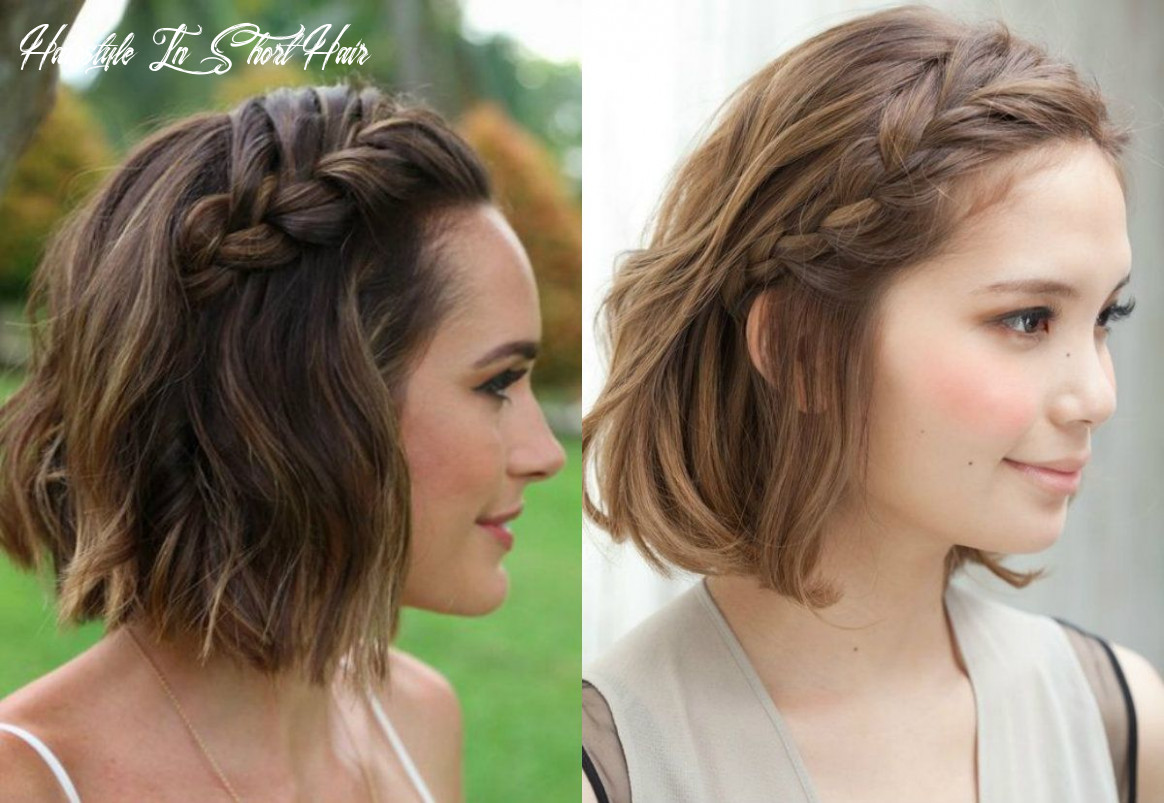 Cutest braids for short hair to try today | braids for short hair