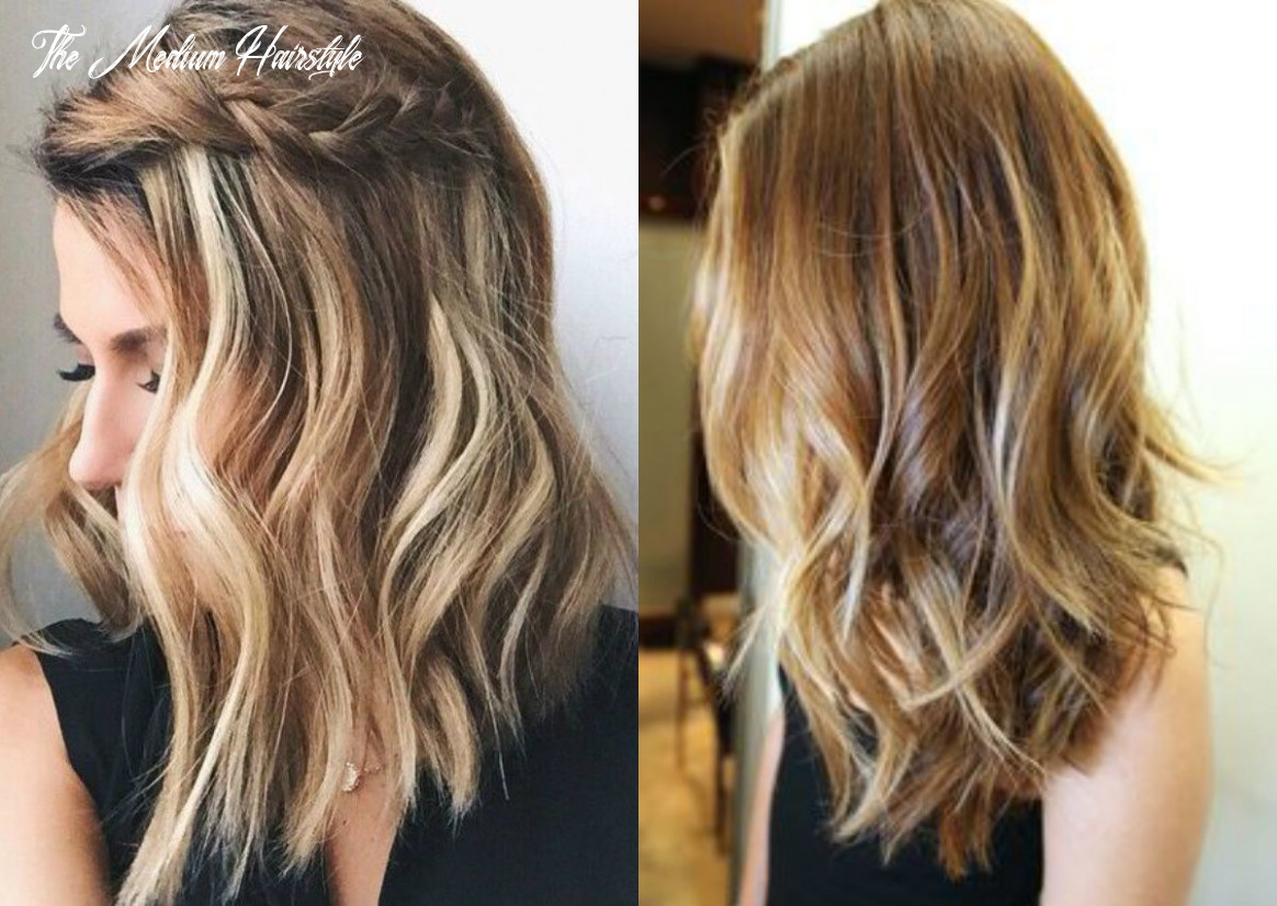 Discover great ideas for medium length haircuts and hairstyles the medium hairstyle