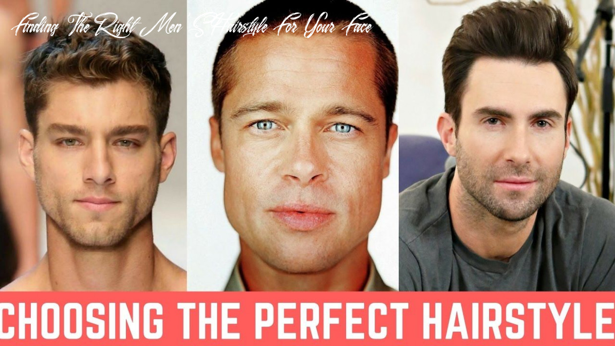 Finding the right haircut for your face shape | which hairstyle