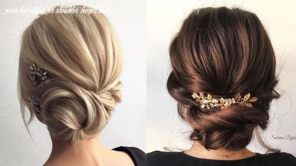 Formal updos for medium hair | prom & wedding hairstyles prom hairstyles for shoulder length hair