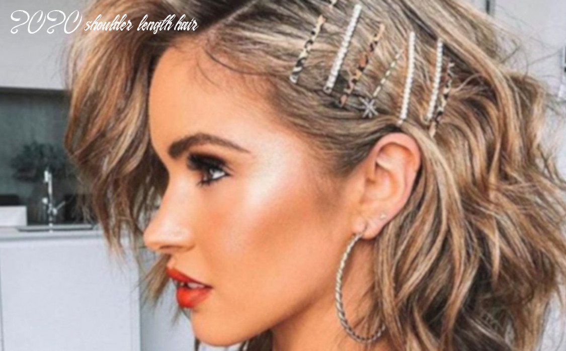 Game changing medium length hairstyles to rock in 11   fashionisers© 2020 shoulder length hair