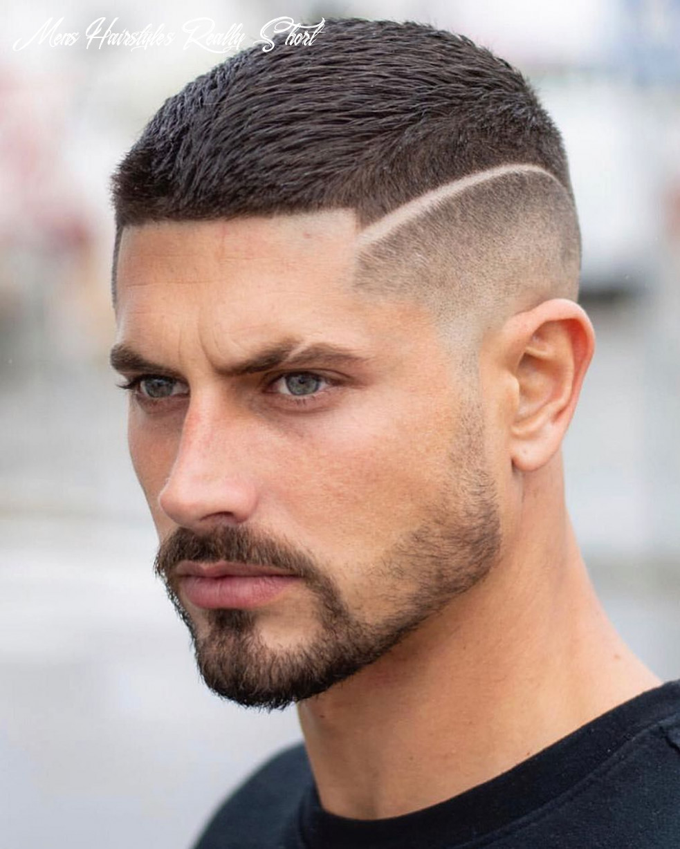 Get that tough look with your new barber today! eevoy | mens