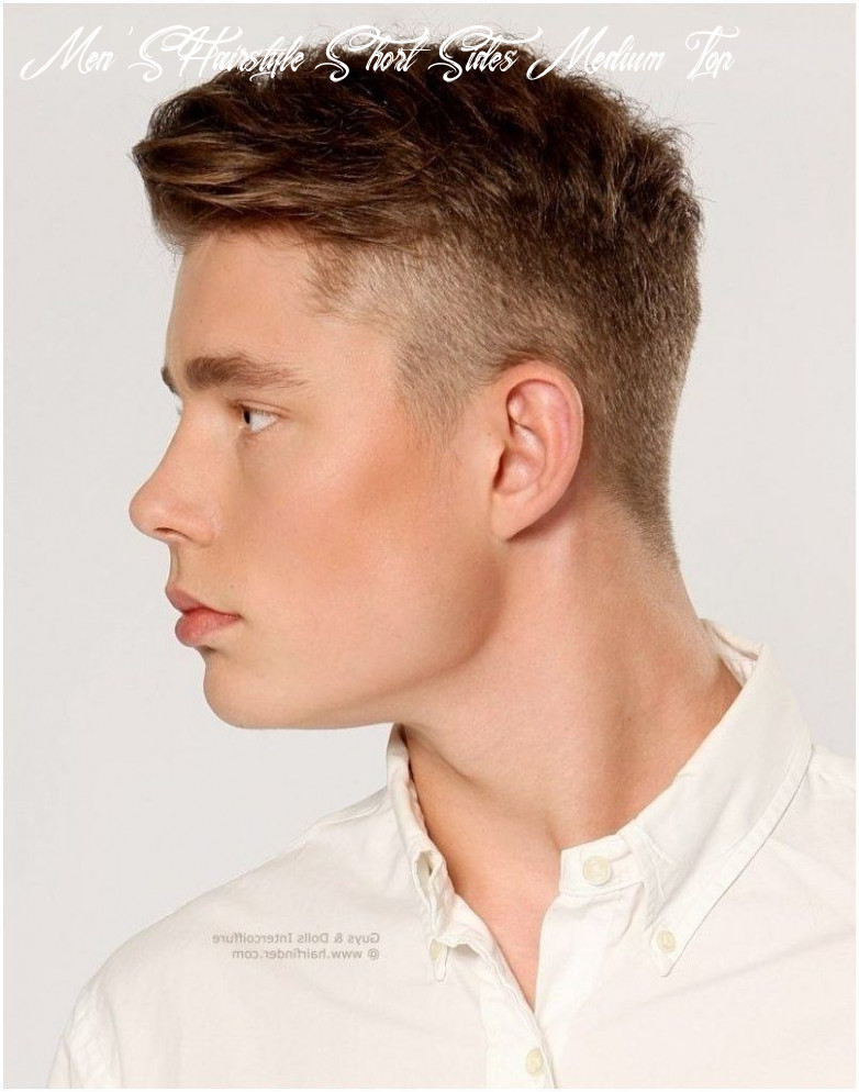Hairstyles for boys long top short side in 11 | mens hairstyles