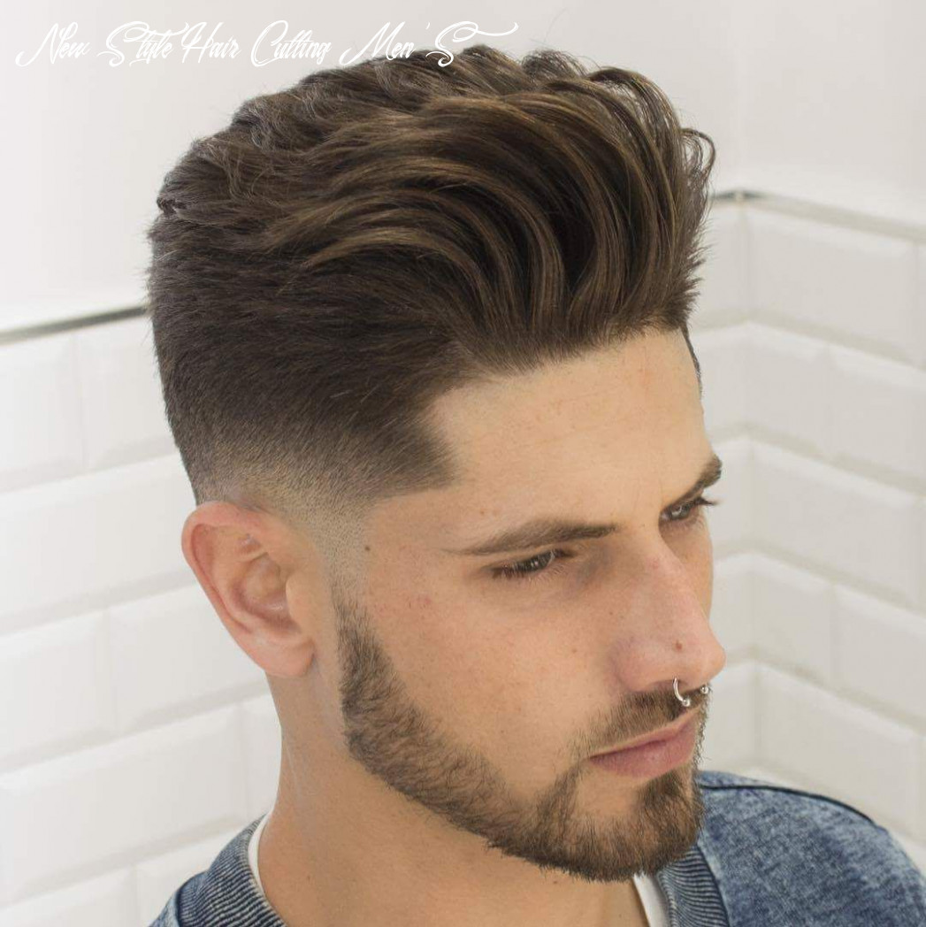 Hairstyles for men fashion feeda – images gallery | men new hair