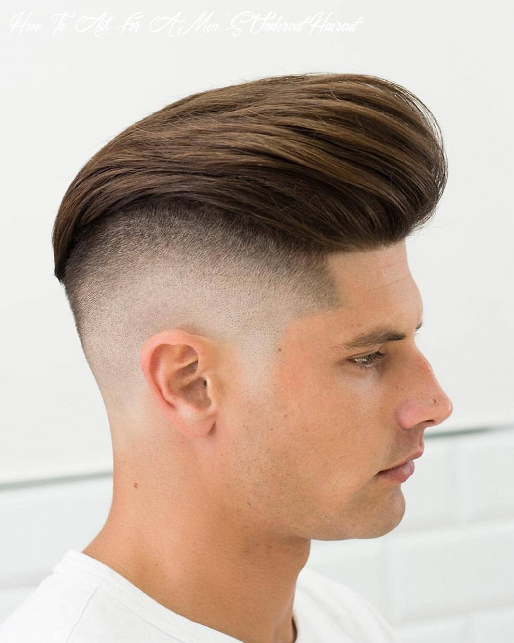 How to ask for a haircut: decoding hair terminology for men