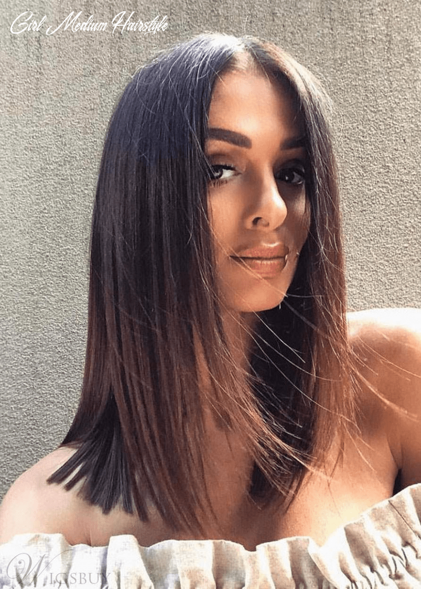 Latest hairstyles for girls with short, medium & long hair