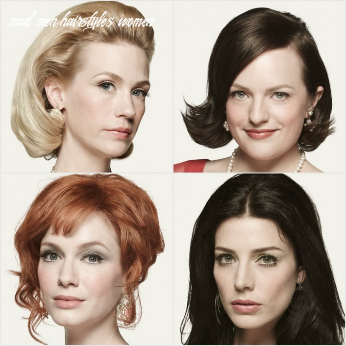 Mad men hair pictures | popsugar beauty mad men hairstyles women