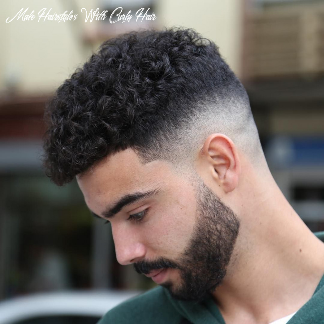 Man hairstyles for curly hair | men hairstyles | boys with curly