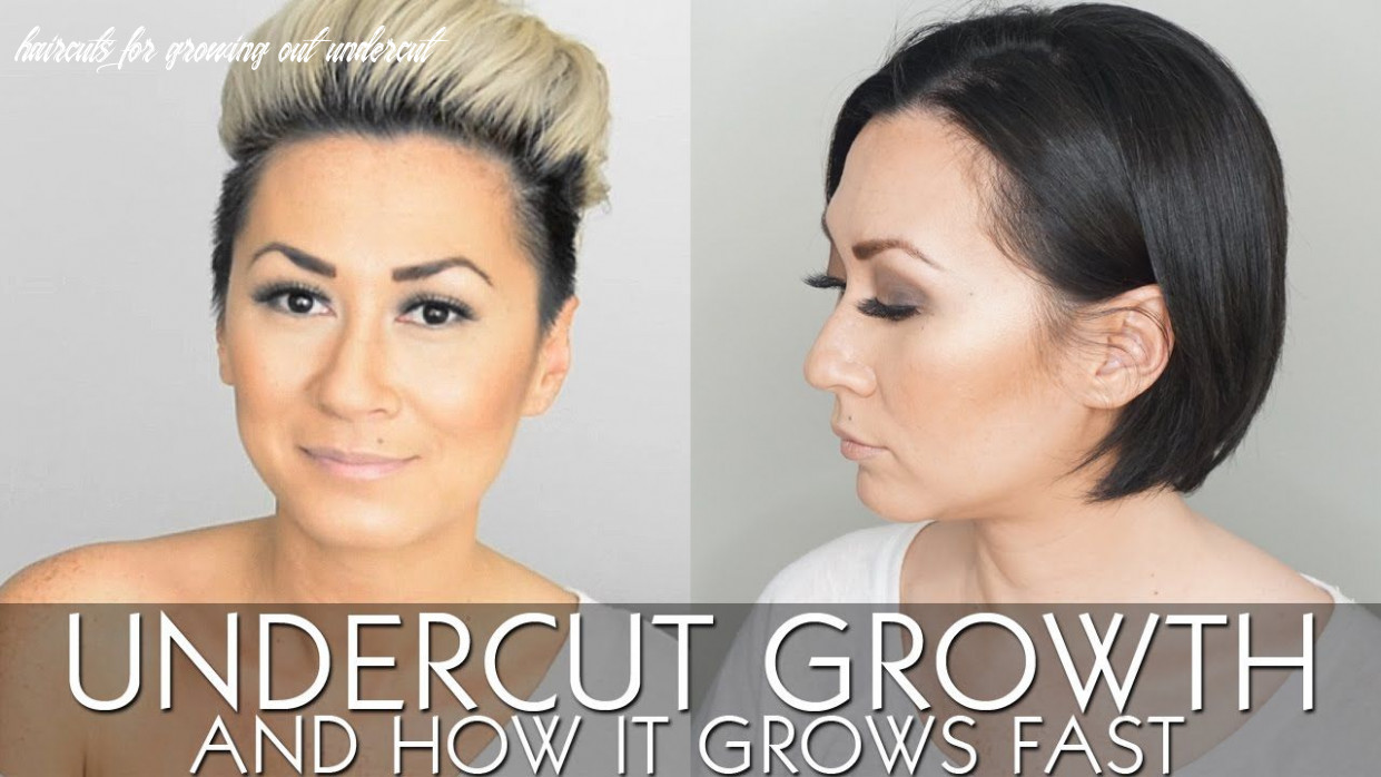 My undercut growth and how it grows fast   growing out undercut