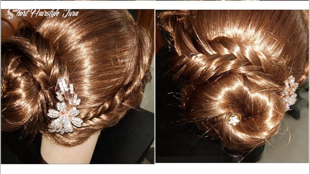 New party jura hairstyle for medium to long hairs |hair tutorial