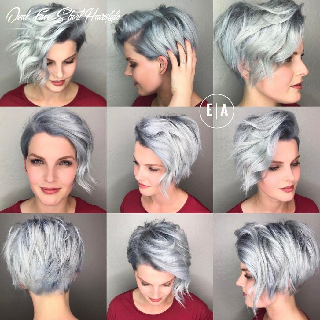 Pin auf hair inspiration oval face short hairstyle
